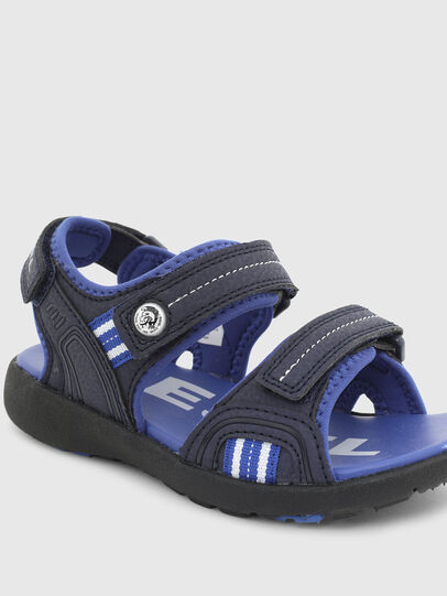 Diesel - S-ANDAL CH, Blau - Schuhe - Image 6