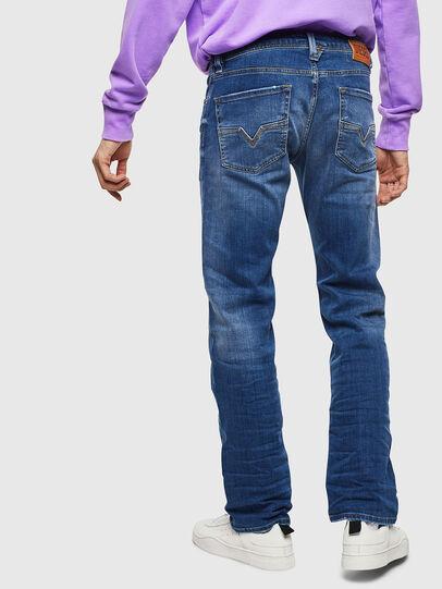Diesel - Larkee 0097X, Mittelblau - Jeans - Image 2