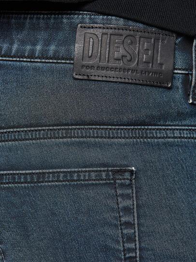Diesel - FAYZA JoggJeans® 069PQ, Dunkelblau - Jeans - Image 4