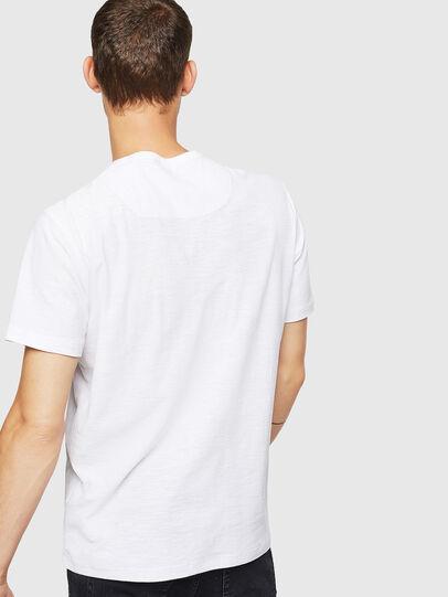 Diesel - T-TARRIS, Weiß - T-Shirts - Image 2