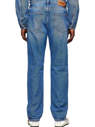 Diesel - D-Macs 009MG, Mittelblau - Jeans - Image 2