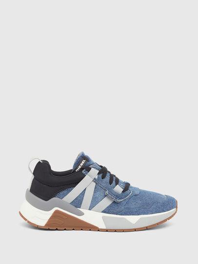 Diesel - S-BRENTHA WL, Jeansblau - Sneakers - Image 1