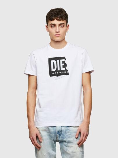 Diesel - T-DIEGOS-LAB, Weiß - T-Shirts - Image 1
