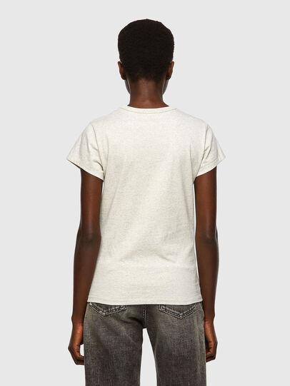Diesel - T-SLICUP, Hellgrau - T-Shirts - Image 2