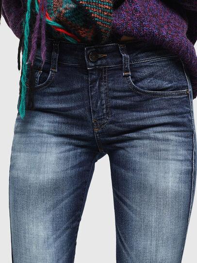 Diesel - D-Ollies JoggJeans 069IE, Dunkelblau - Jeans - Image 3