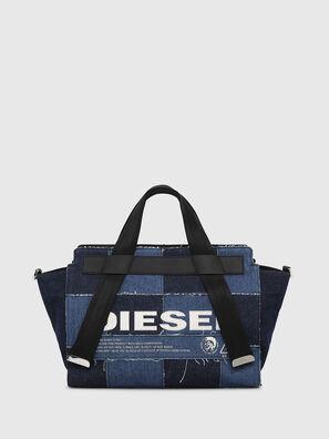 F-CAORLY SATCHEL M, Blau - Satchel Bags und Handtaschen