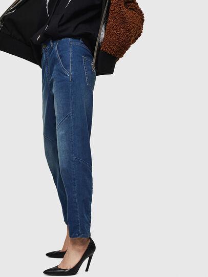 Diesel - D-Rollar JoggJeans 069IT, Mittelblau - Jeans - Image 4