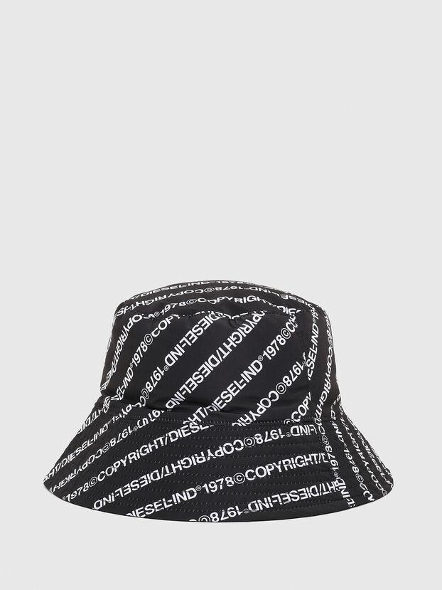 CIRIGHT, Schwarz/Weiß - Hüte und Handschuhe
