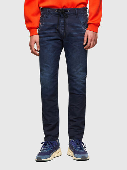 Diesel - Krooley JoggJeans® 069WT, Dunkelblau - Jeans - Image 1