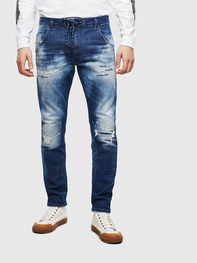 Diesel - Krooley JoggJeans 0099S,  - Jeans - Image 1