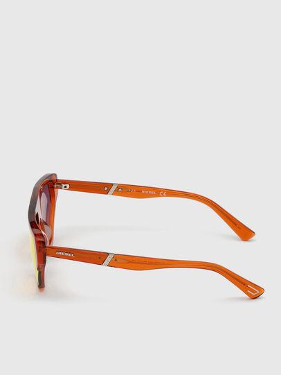 Diesel - DL0322, Orange - Sonnenbrille - Image 3