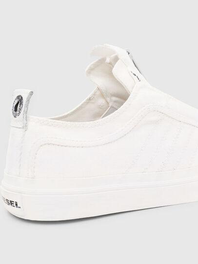 Diesel - S-ASTICO LOW ZIP SP, Weiß - Sneakers - Image 6