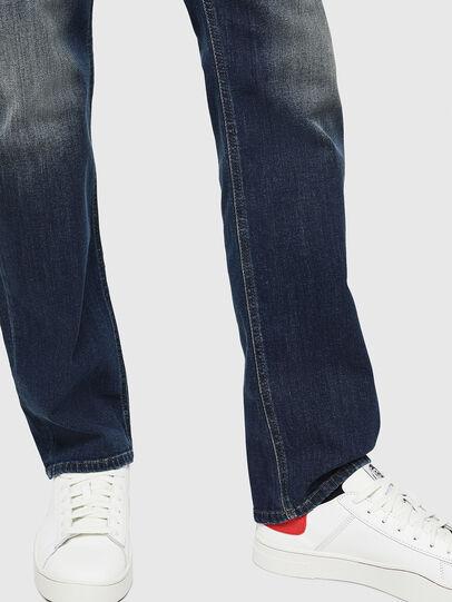 Diesel - Waykee 0814W, Dunkelblau - Jeans - Image 5
