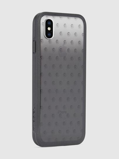 Diesel - MOHICAN HEAD DOTS BLACK IPHONE X CASE,  - Schutzhüllen - Image 5