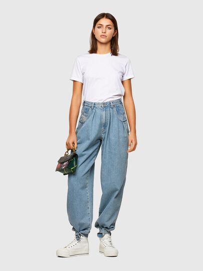 Diesel - D-Concias 009RQ, Hellblau - Jeans - Image 6