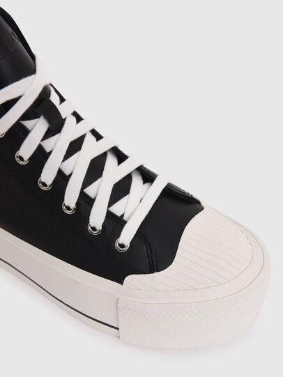 Diesel - S-ASTICO MC WEDGE, Schwarz - Sneakers - Image 4