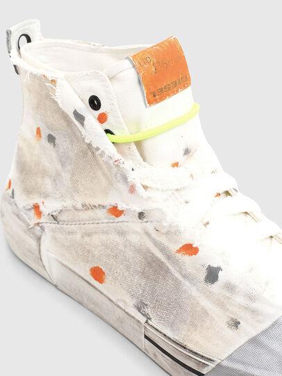 Diesel - S-DESE SCT, Weiß/Orange - Sneakers - Image 4