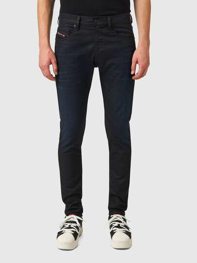 Diesel - D-Strukt JoggJeans® 069XN, Schwarz/Dunkelgrau - Jeans - Image 1
