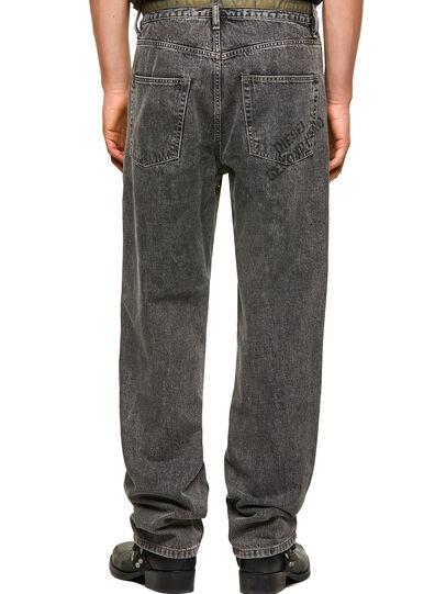 Diesel - DxD-P2 0CBBH, Schwarz/Dunkelgrau - Jeans - Image 2