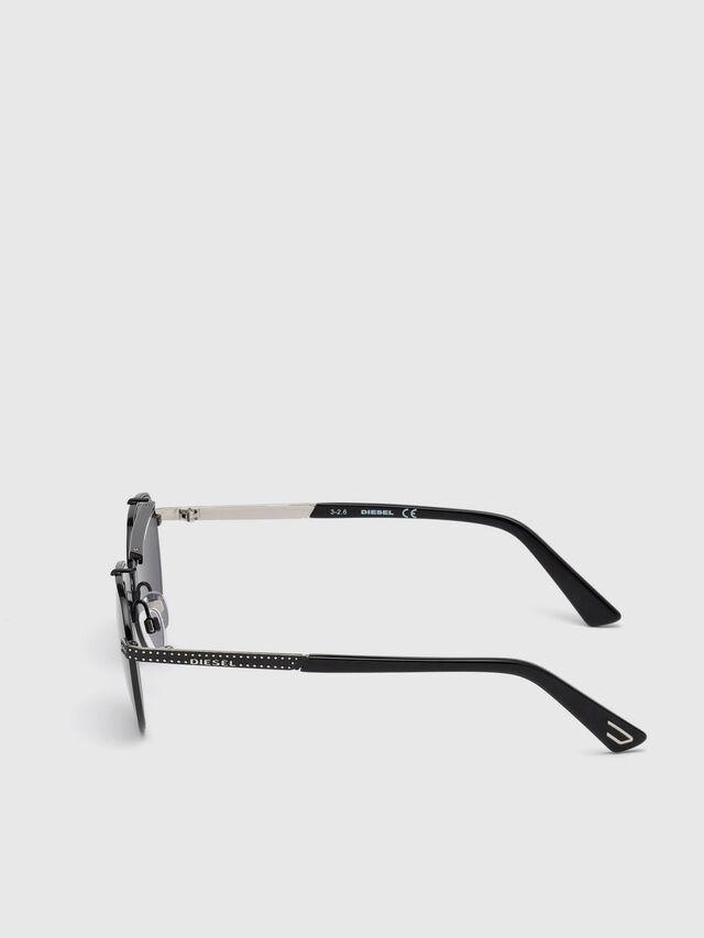 Diesel - DL0239, Schwarz - Sonnenbrille - Image 3