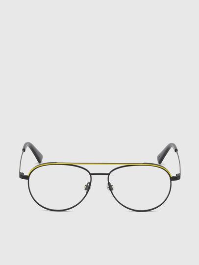 Diesel - DL5305, Gelb - Korrekturbrille - Image 1