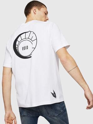 T-JUST-A8, Weiß - T-Shirts