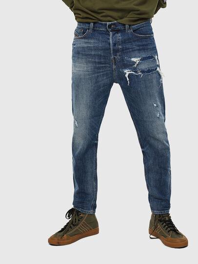 Diesel - D-Vider 0890X, Mittelblau - Jeans - Image 1