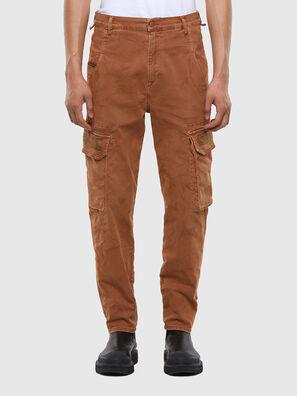 D-Krett JoggJeans® 069RJ, Hellbraun - Jeans