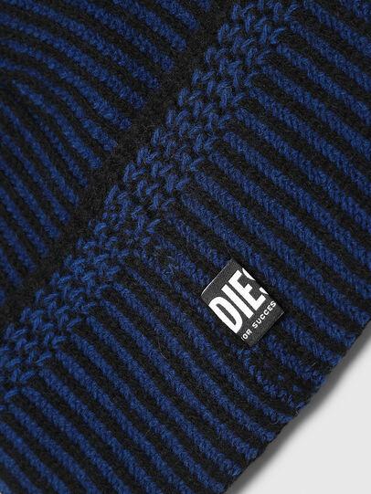 Diesel - K-MANNYS, Schwarz/Blau - Mützen - Image 3