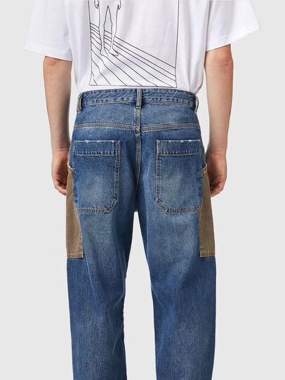 Diesel - D-Franky 0GCAY, Mittelblau - Jeans - Image 5