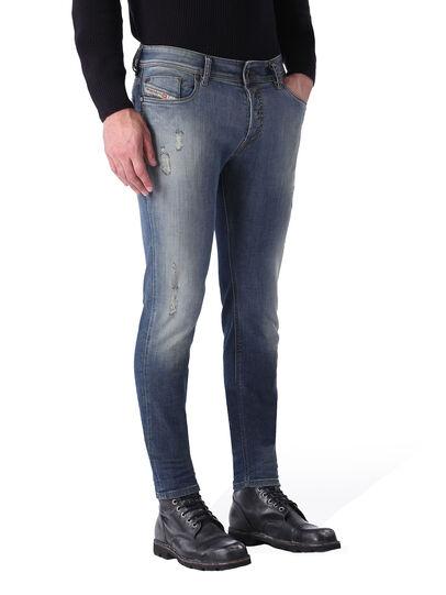Diesel - Sleenker 0670N,  - Jeans - Image 2
