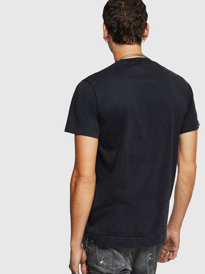 Diesel - T-THURE, Schwarz - T-Shirts - Image 2