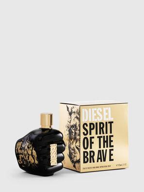 SPIRIT OF THE BRAVE 125ML, Schwarz/Gold - Only The Brave