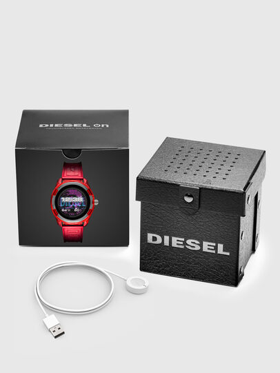 Diesel - DT2019, Rot - Smartwatches - Image 5