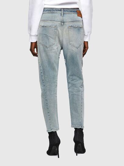 Diesel - Fayza 09A04, Hellblau - Jeans - Image 2
