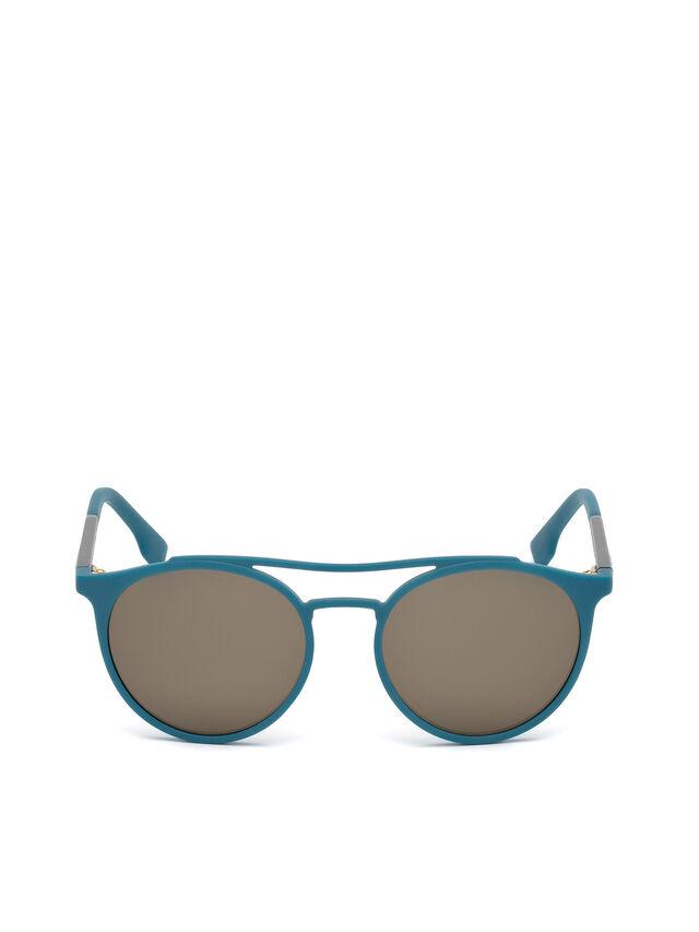 Diesel - DM0195, Blau - Sonnenbrille - Image 1