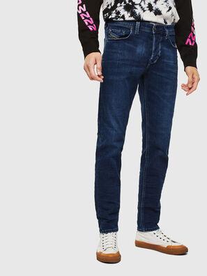Larkee-Beex 0095T, Dunkelblau - Jeans