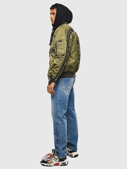 Diesel - D-Macs 009BT, Hellblau - Jeans - Image 7