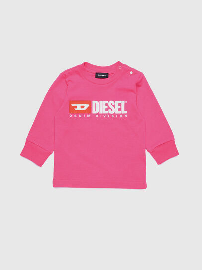 Diesel - TJUSTDIVISIONB ML,  - T-Shirts und Tops - Image 1