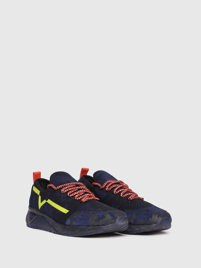 Diesel - S-KBY, Blau/Schwarz - Sneakers - Image 2