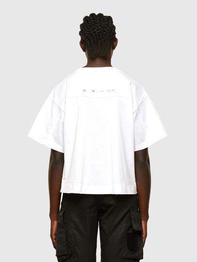 Diesel - T-BOWLESS, Weiß - T-Shirts - Image 2