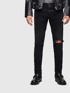 Tepphar 069DV, Schwarz/Dunkelgrau - Jeans