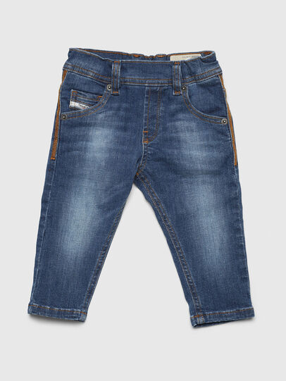 Diesel - KROOLEY-NE-B-N, Hellblau - Jeans - Image 1