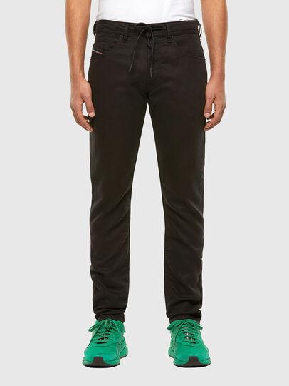 Diesel - Thommer JoggJeans® 069NC, Schwarz/Dunkelgrau - Jeans - Image 1
