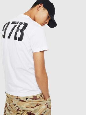 T-DIEGO-S2, Weiß - T-Shirts