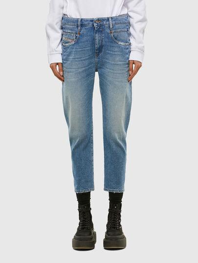 Diesel - Fayza 009EU, Hellblau - Jeans - Image 1