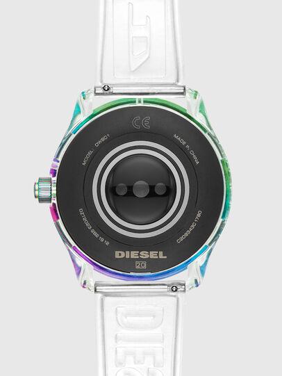 Diesel - DT2023, Weiß - Smartwatches - Image 4