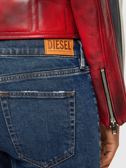 Diesel - D-Ebbey 009NV, Dunkelblau - Jeans - Image 4