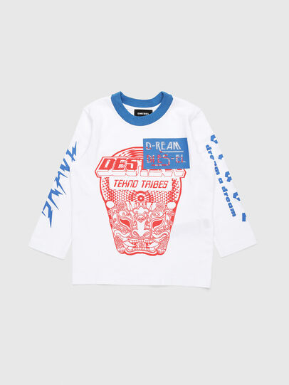 Diesel - TENNUB-R,  - T-Shirts und Tops - Image 1