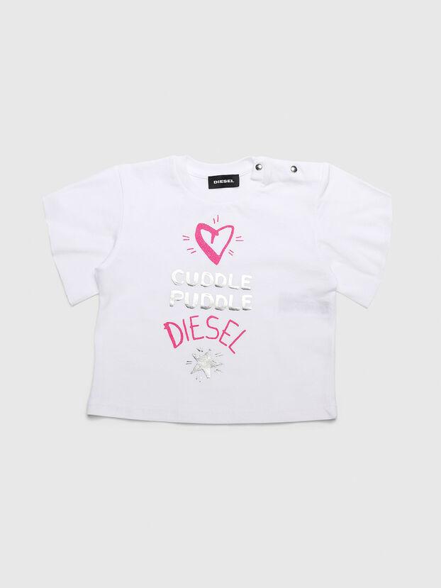 TUNGIB, Weiß - T-Shirts und Tops